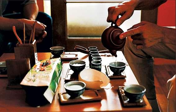 История японской чайной церемонии  энциклопедия чая и